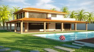 Famosos Projetos de casas de campo modernas   Decorando Casas @DK73