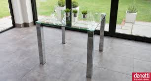 Square Glass Dining Tables Dining Room Charming Furniture For Dining Room Decoration With