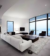 White Livingroom Furniture 30 Black U0026 White Living Rooms That Work Their Monochrome Magic