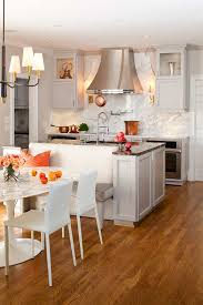 Kitchen Transitional Design Ideas - 65 most fascinating kitchen islands with intriguing layouts