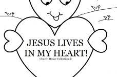 christian coloring pages kids cecilymae
