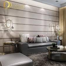 Bedroom Designer Online Striped Marble Textures Wallpaper For Wall 3 D Embossed Designs