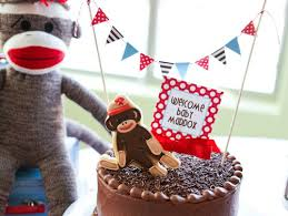 Sock Monkey Favors by Marvellous Sock Monkey Decorations For Baby Shower 20 With