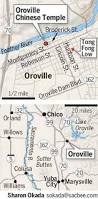 Oroville Ca Map Well Preserved Chinese Temple In Oroville Recalls Gold Rush Era