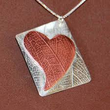 making silver necklace images Make your own silver pendant studio budgie galore jewellery jpg