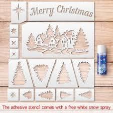 snowman stencil search ideas