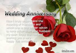wedding anniversary 1st wedding anniversary wishes anniversary quotes sms