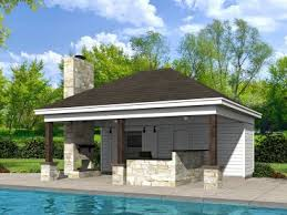 pool house pool house plans and cabana plans the garage plan shop