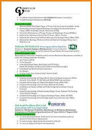 for starve tk mechanical technician resume sample
