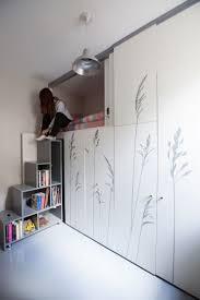loft bed with closet loft beds mommo design