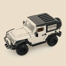 lego mini jeep images tagged with legorender on instagram