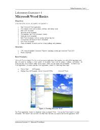 microsoft word basics office productivity tools 1 ppt download