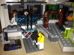Iron Man House Lego Iron Man Malibu Mansion Set Lego