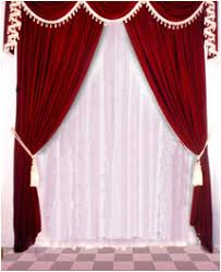 trendy curtains stitching services in east fort thrissur