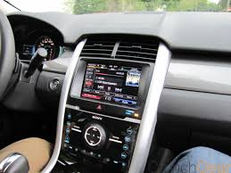 2011 Ford Edge Limited Reviews Driven 2011 Ford Edge And Edge Sport With Myford Touch Techcrunch