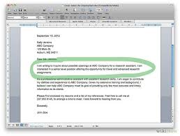 cover letter steps 7 steps to writing a cover letter that will