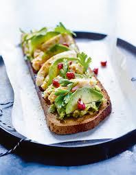 cuisiner sans gluten toasts sans gluten au poulet et avocats pimentés au curry pour 4