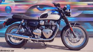 2017 triumph bonneville t100 first ride review
