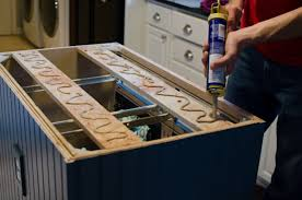 handmade island how to make kitchen glue for countertop in how to