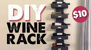 diy wine rack shanty2chic youtube