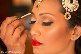 Makeup Artist In Westchester Ny Westchester New York Fusion Indian Wedding By Jay Seth