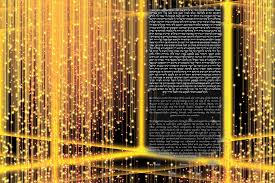 the light strings ketubah modern ketubahs from this is not a