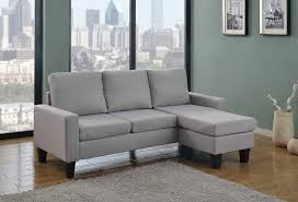 Gray Fabric Sectional Sofa Sofas Wonderful Grey L Shaped Sofa 2 Piece Sectional Sofa Modern