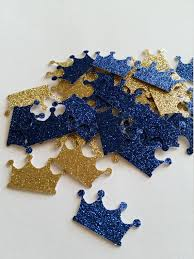 royal blue and gold baby shower royal prince baby shower decorations royal blue and gold crown