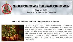 parablesblog should christians celebrate