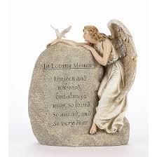 angel garden statues canada home outdoor decoration josephs studio in memory angel garden stone statue reviews