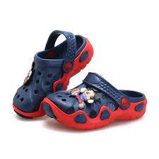 Comfortable Cute Walking Shoes Aliexpress Com Buy Summer Children Shoes Girls Boys Slippers