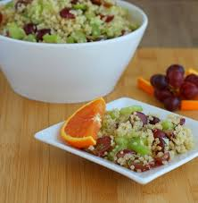 Celery Salad Quinoa Salad With Grapes And Celery Recipe Rachel Cooks