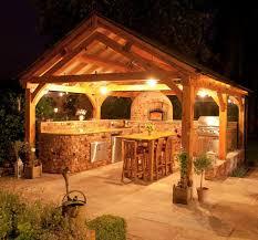 useful outdoor kitchen gazebo design home ideas