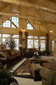 Luxury Cabin Homes 145 Best Cabin Living Room Ideas Images On Pinterest Log Cabins