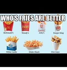 Arbys Meme - orby natural cut fries burger in mcdonald s wendy s arby s burger