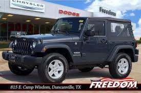 jeep wrangler blind spot mirror jeep wrangler for sale in dallas tx the car connection
