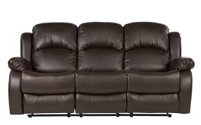Recliner Sofa On Sale Bob Classic Bonded Leather Recliner Sofa Sofamania