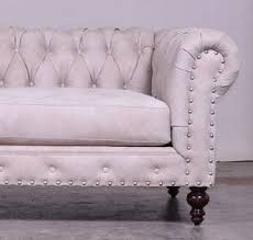 at home chesterfield sofa chesterfield sofa cococo home chesterfield sofa with hauser nail