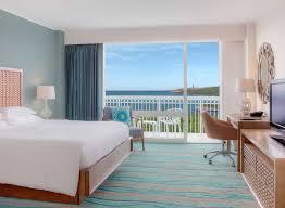 king size bett hilton curacao beach resort in der karibik