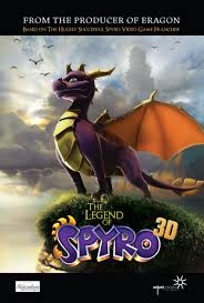 darkspyro the legend of spyro 3d