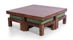 table center n more sheesham wood center table perry center table teak