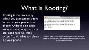 how to jailbreak an android phone rooting an android phone