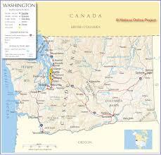 Map Of Spokane Washington Peterbilt Dealerships American Dealers