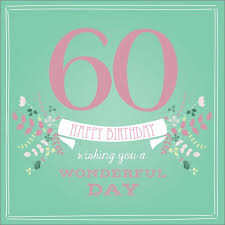 morrisons 60th birthday card product information