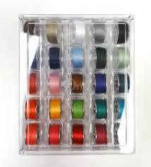 bobbin box 507 dritz quilting sewing u0026 crafting supplies