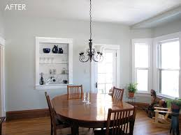 decorating elegant dining room decor with benjamin moore horizon