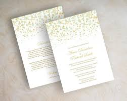 polka dot invitations mint green and gold polka dot wedding invitations modern polka