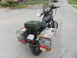 bug out vehicle ideas bug out survival could you bug out on a harley
