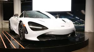 mclaren suv mclaren 720s is powerful luxury video luxury
