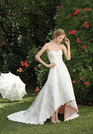 wedding dress designer jakarta tea length wedding dresses
